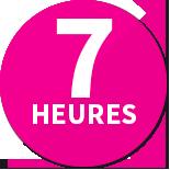 7heures
